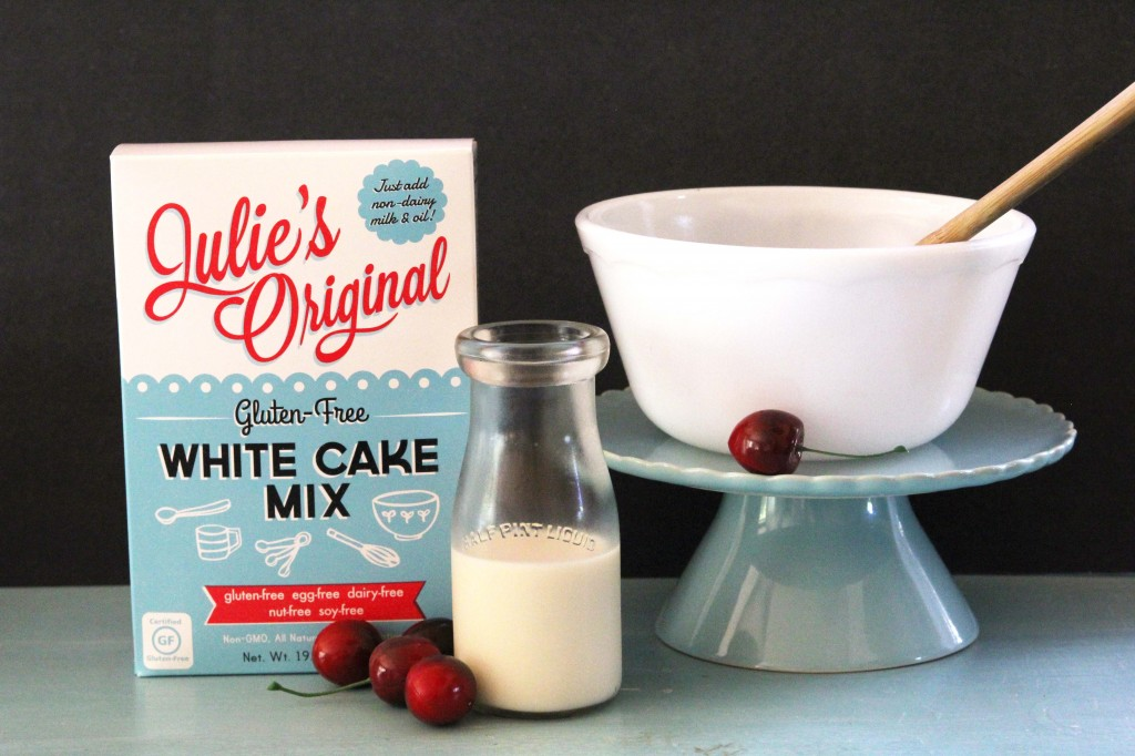 Julie's Original White Cake Mix