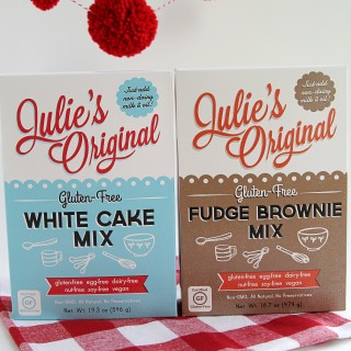 Julie's Original Gluten-Free Baking Mixes|juliesoriginal.com