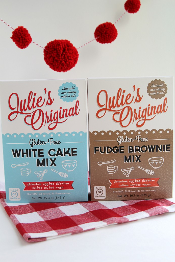Julie's Original Gluten-Free Baking Mixes|juliesoriginal.com