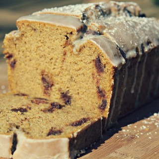 Pumpkin Spice Cake (gluten-free & vegan)