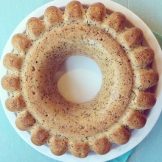 Chai Carrot Zucchini Cake (gluten-free & vegan)