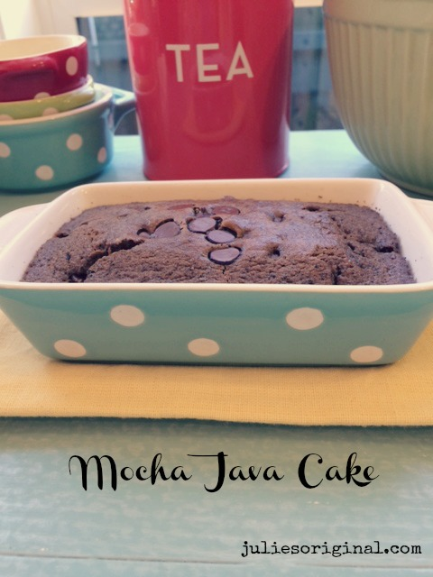 Mocha Java Cake (gluten-free & vegan) - Julie's Original