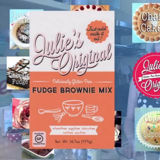 Gluten Free Chocolate Fudge Brownie