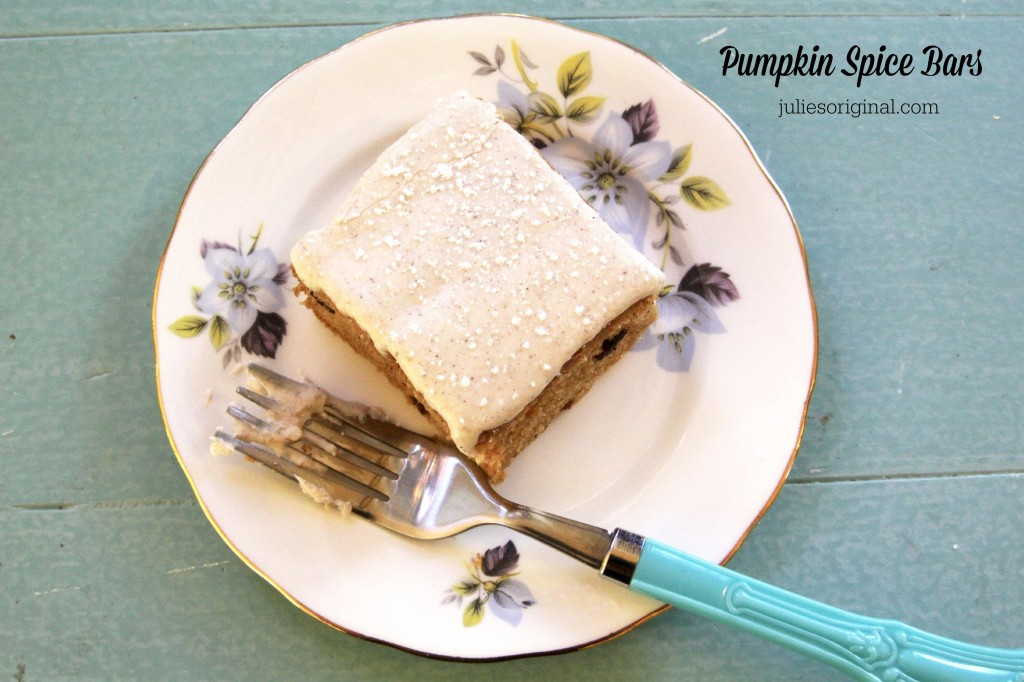 pumpkin bars 2 Type Light