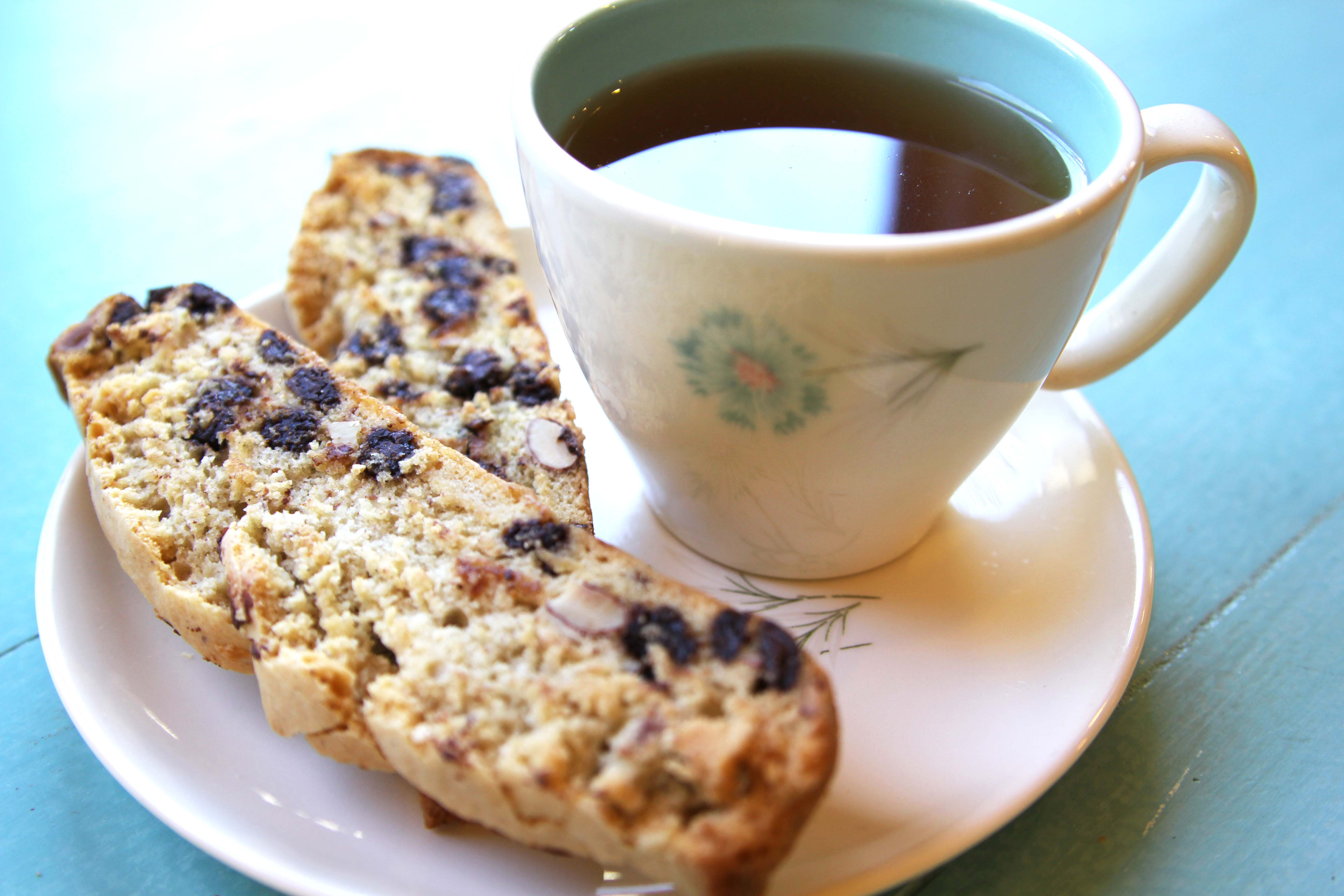 Biscotti Recipes Made With Cake Mix