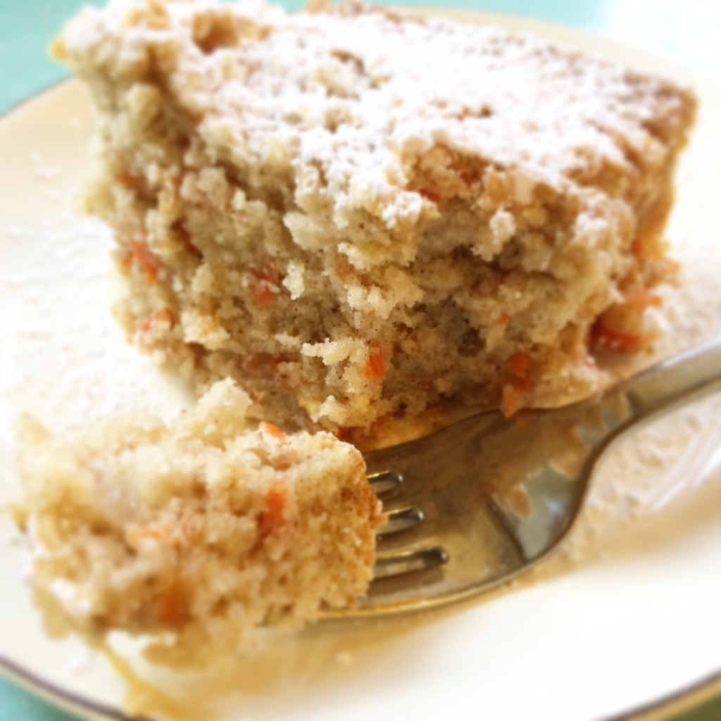 The best gluten free and vegan carrot cake | juliesoriginal.com