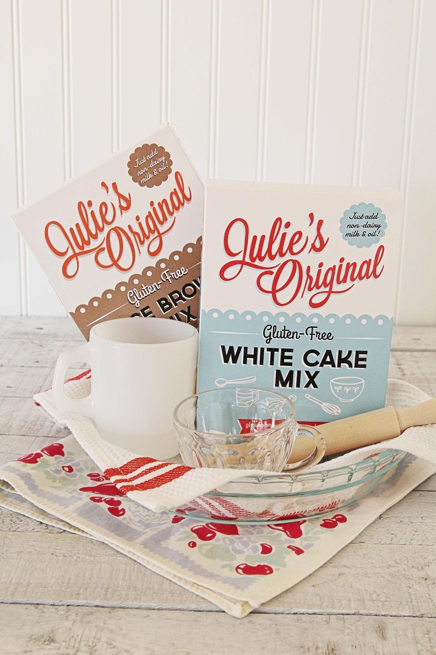 Julies original delicious gluten free baking mixes gift baskets negle Images