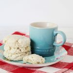 A Photo Of Gluten-Free + Vegan Almond Sugar Cookies