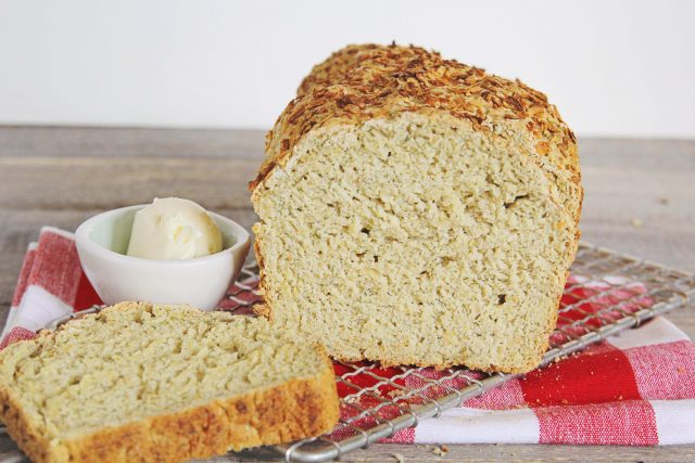 Gluten-Free Onion Dill Bread
